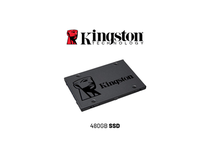 "Picture of KINGSTON A400 480GB 2.5"" SATA SSD"