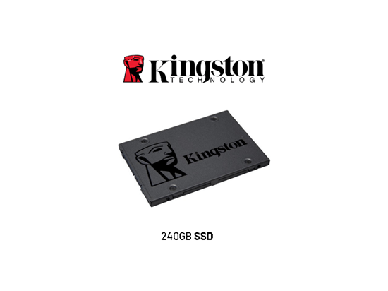 """Picture of KINGSTON SSDNOW A400 240GB 2.5"""" SSD"""