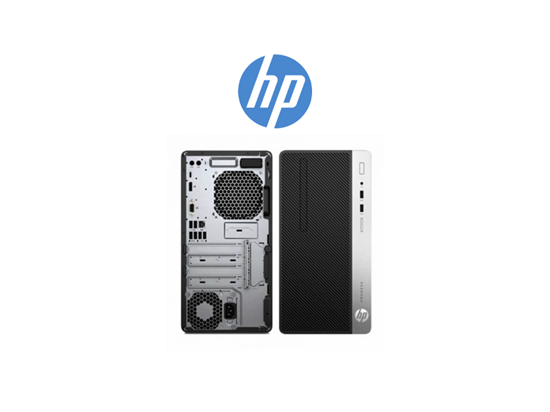 Picture of HP PRODESK 400 G6 - M/T CORE I7 9700 3 GHZ - 8 GB