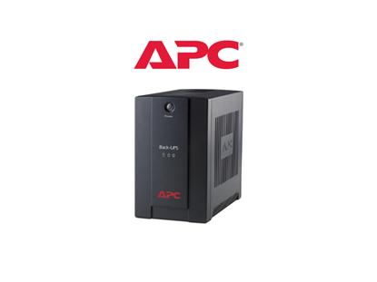 Picture of APC BACK-UPS 500VA,AVR, IEC OUTLETS, EU MEDIUM